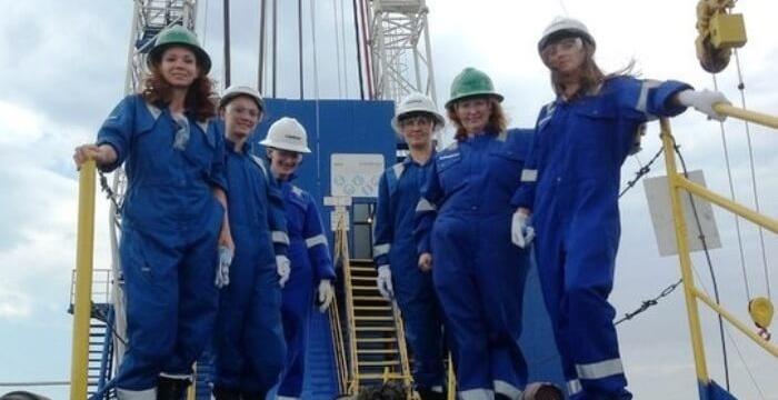 Работа нефтяника для девушек дроздова катя